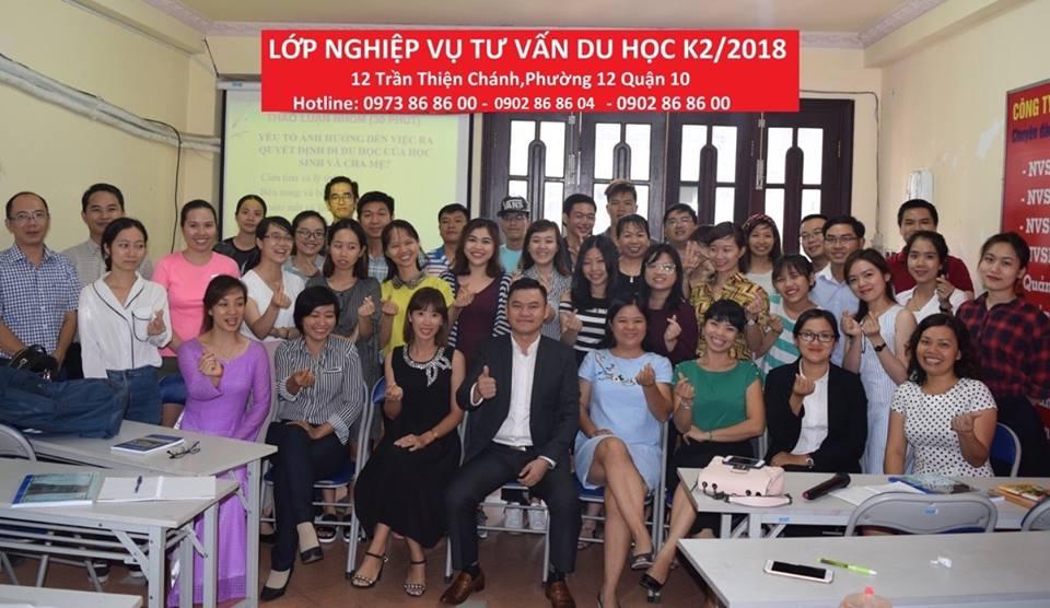 Đào tạo cấp chứng chỉ nghiệp vụ tư vấn du học 02